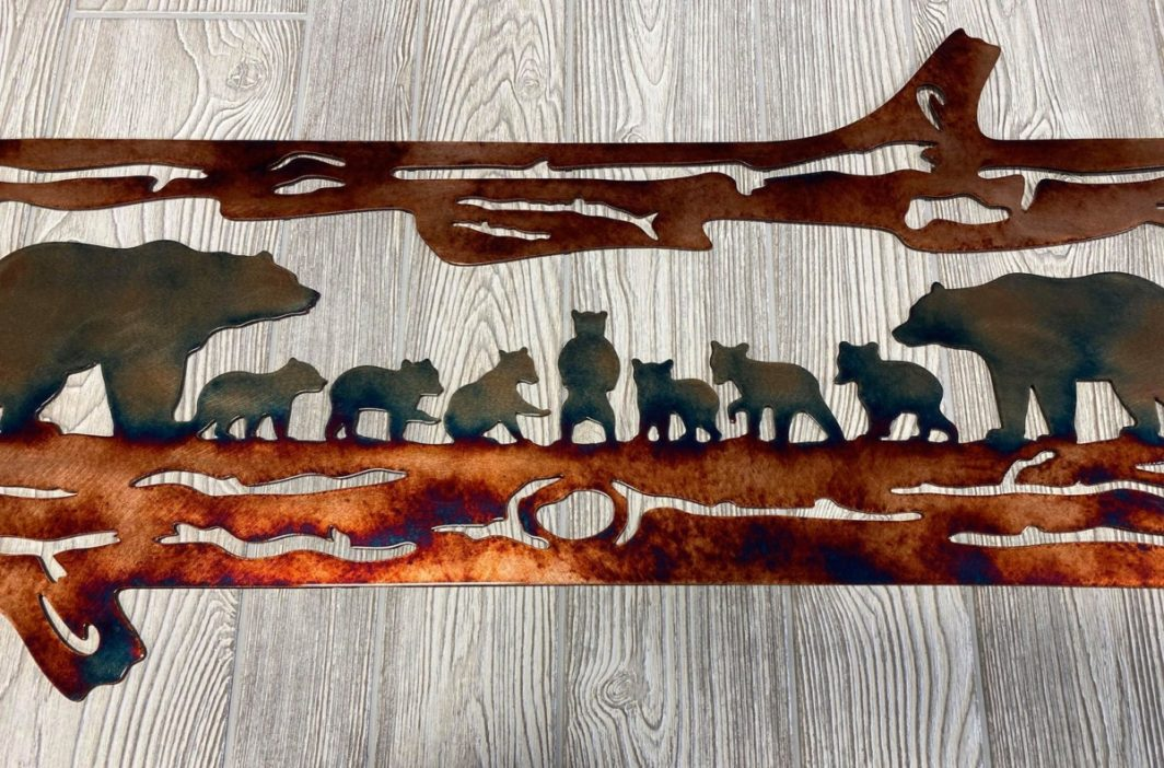bear log 1