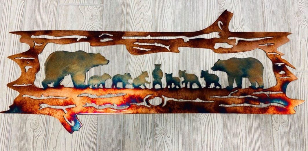 bear log 3