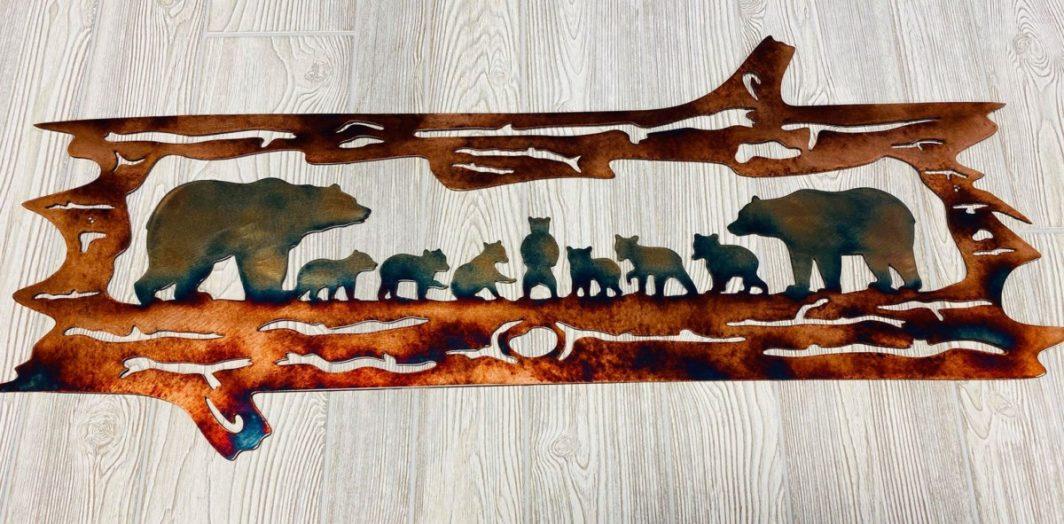 bear log 4