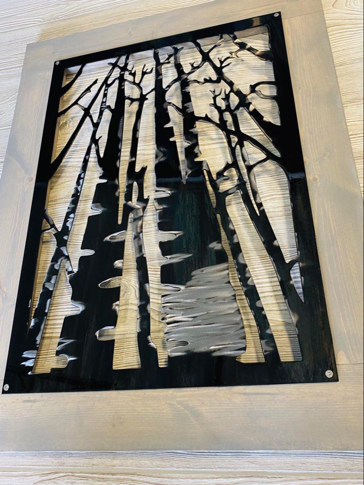 forest frame 3