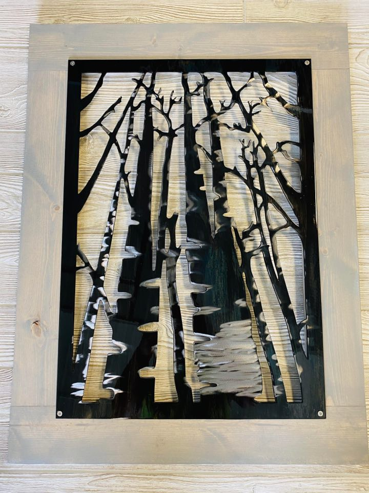 forest frame cover