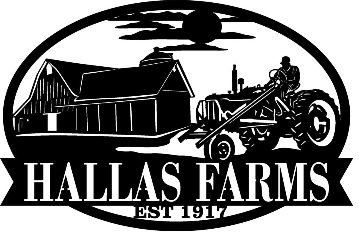 HALLAS FARMS CUSTOM